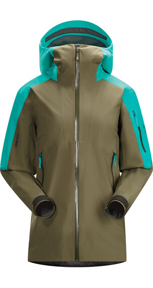 Arc'teryx W's Sentinel Jacket Utility Green